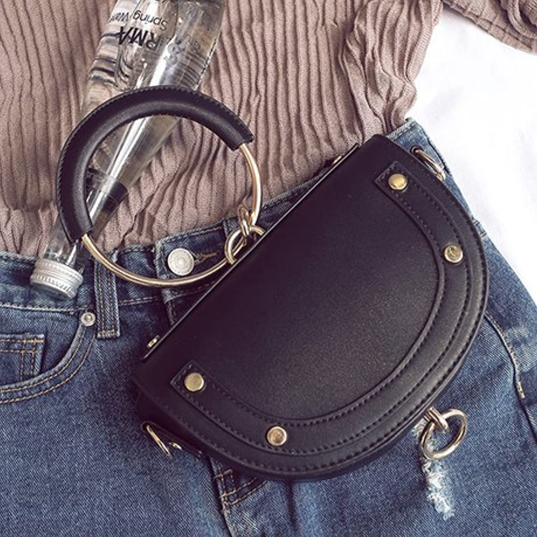 The Sassy Mantra Crossbody Wristlet Bracelet Bag