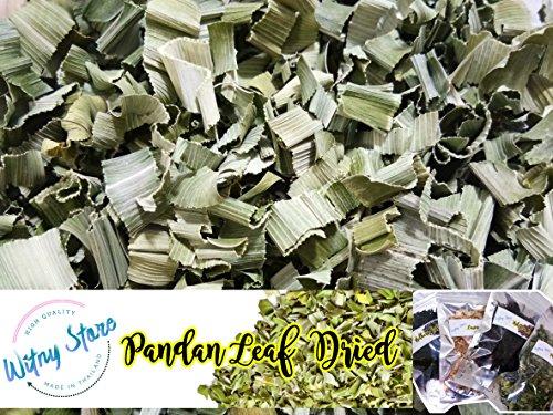 Pandan Leaf Tea Thai Herbal Drink Dried Organic Natural Health Strong Nontoxic 100% (200 g.)