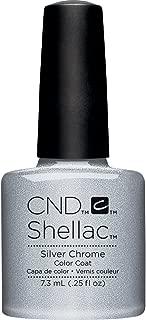 Best cnd silver chrome Reviews
