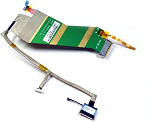 NEW Genuine OEM Dell Inspiron 1520 1521 Vostro 1500 Laptop Notebook 15.4 Inch HH.P/N:010107J00-574 LCD Screen Video Inverter Flex LVDS Flex Coax Connector Cable Wire harness PM501