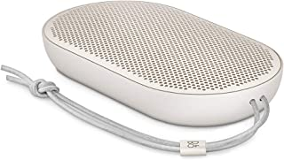 Bang & Olufsen 1280480 BeoPlay P2 Portable Bluetooth Speaker, Sand Stone
