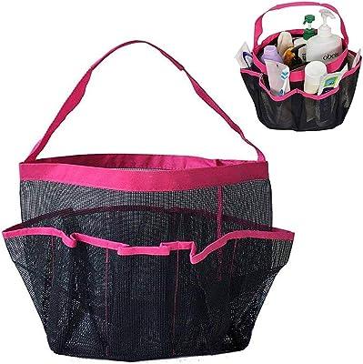 0a3aa95c00cff Amazon.com: Victoria's Secret Pink! Mesh Shower Caddy Black/Pink + ...