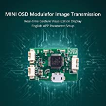 Mobiliarbus Radiolink Mini OSD Module for Image Transmission Mini PIX Pixhawk Flight Controller Board RC Racing FPV Drone
