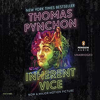 Inherent Vice cover art