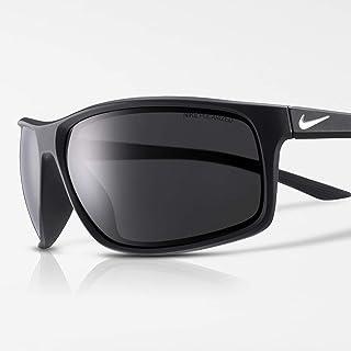 22c8b365ae Nike Adrenaline P - Gafas de Sol para Hombre, Color Negro y Plateado
