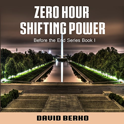 Zero Hour Shifting Power audiobook cover art