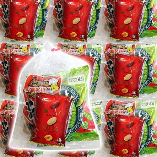 広島名物!せんじ肉入りおつまみお菓子袋詰め C 20袋セット 詰め合わせ 駄菓子 おかしのマーチ