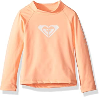 Women's Whole Hearted Long Sleeve & Short Sleeve Rashgaurd, Little Girls