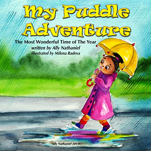 My Puddle Adventure audiobook cover art