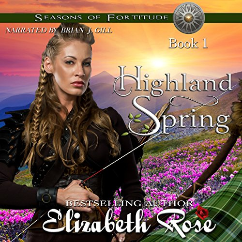 Highland Spring audiobook cover art