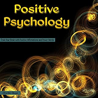 Positive Psychology audiobook cover art