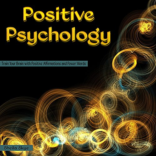 Positive Psychology audiobook cover art