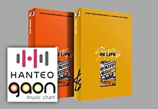 Stray Kids - IN生 (In Life) [Standard Ver. A+B Set] (1st Album Repackage) [Pre Order] 2CD+2Photobook+2Folded Poster+Pre Ord...