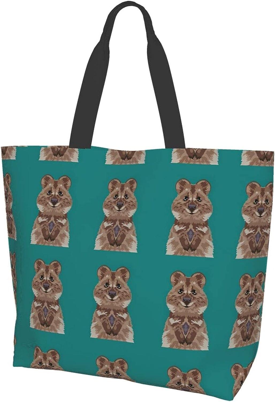 Max 77% OFF Smile Quokka Shoulder Bags 55% OFF Handbags Large-Capacity Ladies Shoppi
