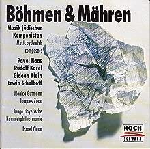 Böhmen & Mähren: Music of Jewish Composers