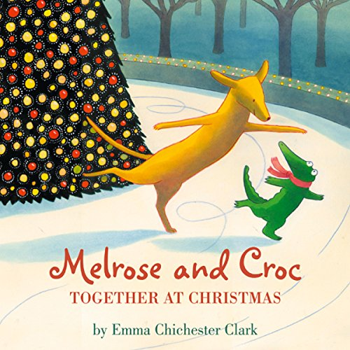 Melrose and Croc: Together At Christmas cover art