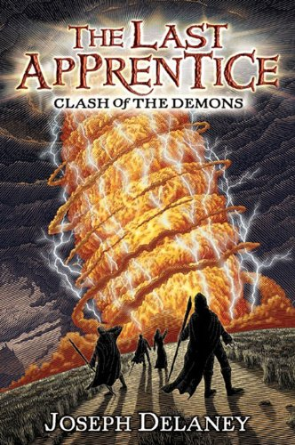 The Last Apprentice: Clash of the Demons (Book 6) (English Edition)