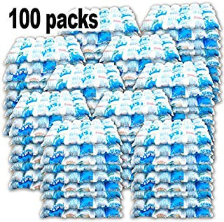 Techniice Advanced Ice HDR 4 Ply Reusable Ice & Heat Packs 100 Sheet Special