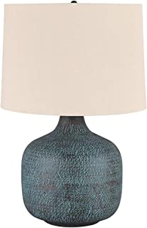 Signature Design by Ashley Malthace Metal Table Lamp (1/CN), Patina
