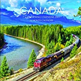 Canada 7 x 7 Mini Wall Calendar 2021: 16 Month Calendar