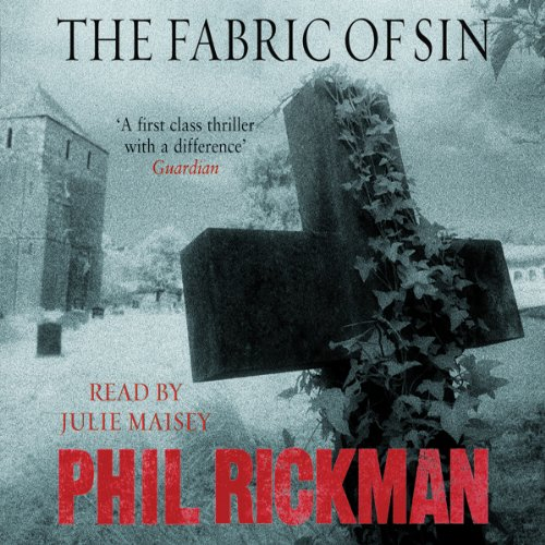 The Fabric of Sin audiobook cover art