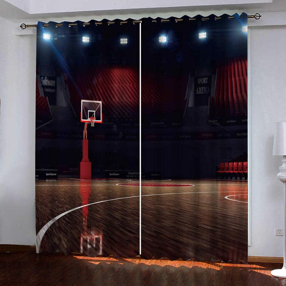 Thermal Blackout Curtain Indoor Stadium 85 Long 2 Outlet sale feature Set Inches of wholesale
