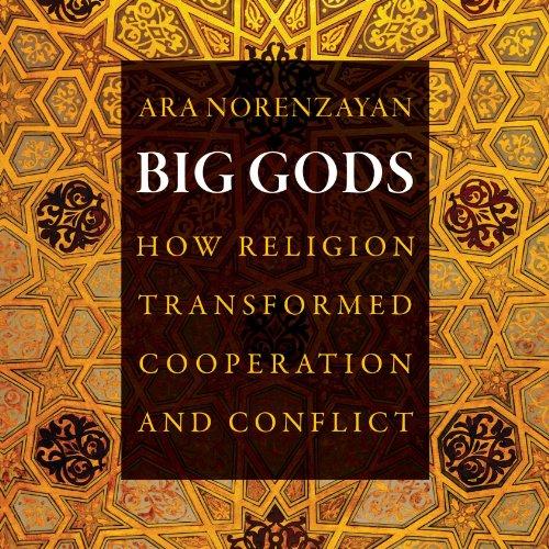 Big Gods audiobook cover art