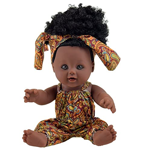 10b5fd669 TUSALMO 2019 Newest 12 inch Lifelike Silicone Vinyl Dolls