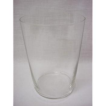 Dkristal Vaso Sidra Sella, Cristal, 500 ml, 6 Unidades: Amazon.es: Hogar