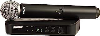 Shure BLX24/SM58 - Sistema de radio con micrófono dinámico SM58