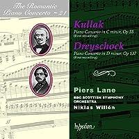 Kullak / Dreyschock: Piano Concertos (Romantic Piano Concertos Vol 21) (1999-08-10)