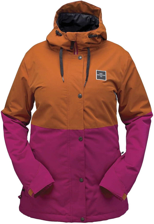 Snow Jacket Women Ride Brighton Jacket