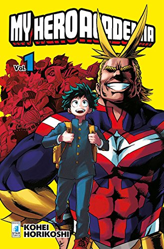 My Hero Academia (Vol. 1)