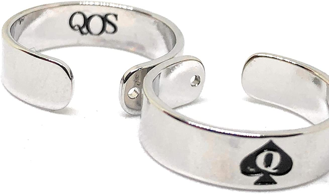 Alternative Sale special price Intentions Silver Toe Ring - Whore BBC HO Max 81% OFF Slut