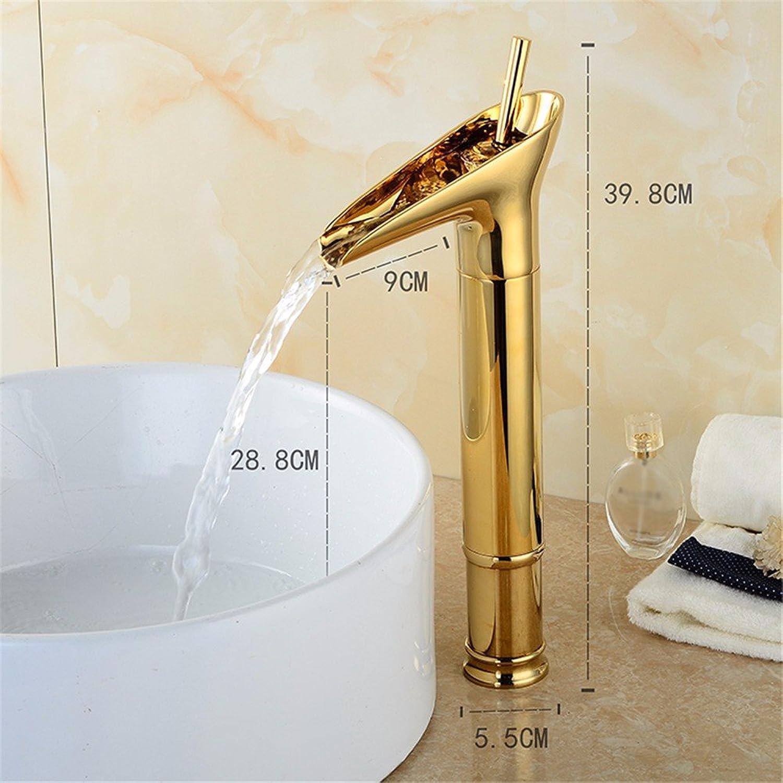 Lvsede Bad Wasserhahn Design Küchenarmatur Niederdruck Badwaschbecken Becken Kupfer Hei Und Kalt Auf Dem Einloch Retro L6715