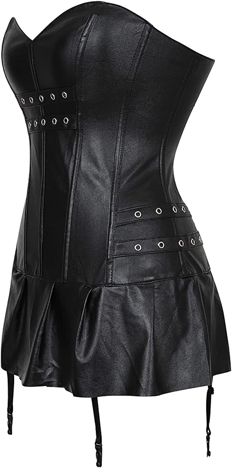 Women Exotic Corsets Gothic Waist Colorado Springs Mall Up Training OFFicial mail order Bustier Tops Lace