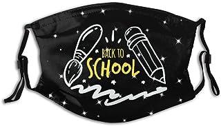 Promini tillbaka till skolan personlig munärm återanvändbar munskydd