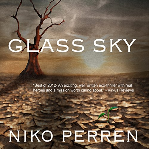 Glass Sky audiobook cover art