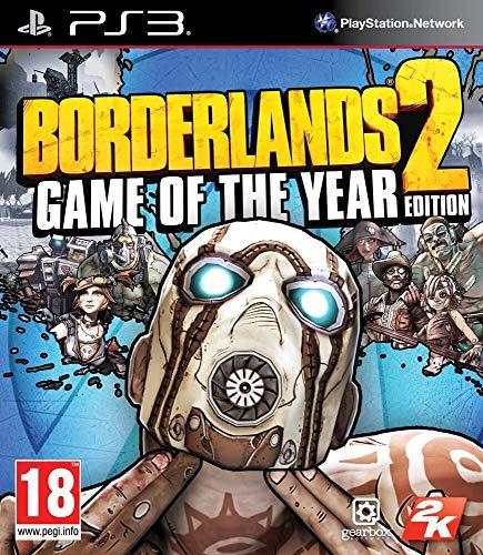 borderland 2 - Édition jeu de l'année [importación francesa] [playstation 3]