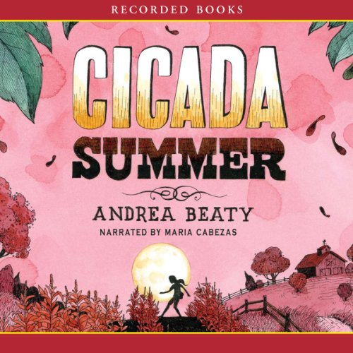 Cicada Summer audiobook cover art