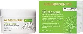 Goldfaden MD Doctor's Scrub Advanced Grapefruit Oil, 3.5 fl. oz.