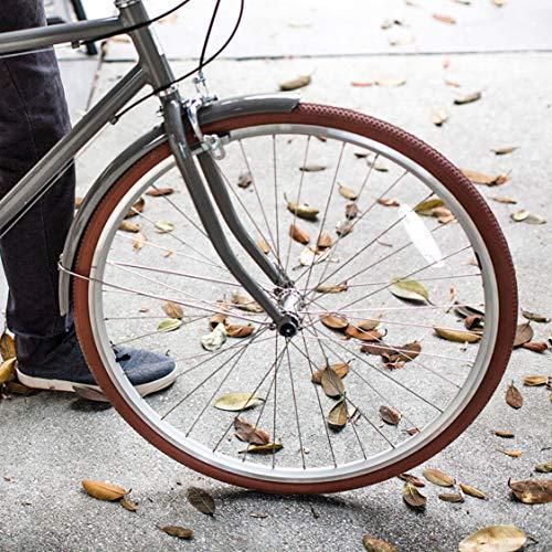 sixthreezero Ride In The Park Men's City Road Bike, Grey