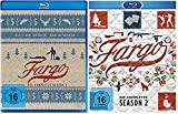 Fargo Staffel 1+2 [Blu-ray]
