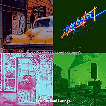 Music for Clubs (Electric Guitars)