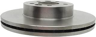 ACDelco 18A865A Advantage Non-Coated Front Disc Brake Rotor