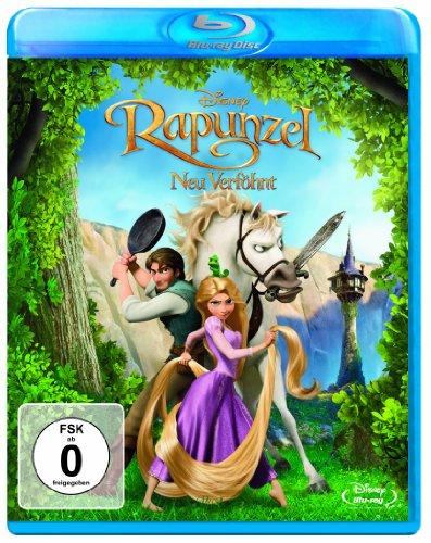 Rapunzel - Neu verföhnt [Blu-ray]
