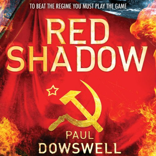 Red Shadow audiobook cover art