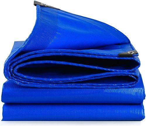 Bache De Prougeection Imperméable, Bache Waterproof Heavy Duty - Feuille De Bache Universelle Verte - Couverture De Qualité Supérieure en Bache De 450 G M2 ZHANGQIANG (Couleur   vert, Taille   5x7m)  -