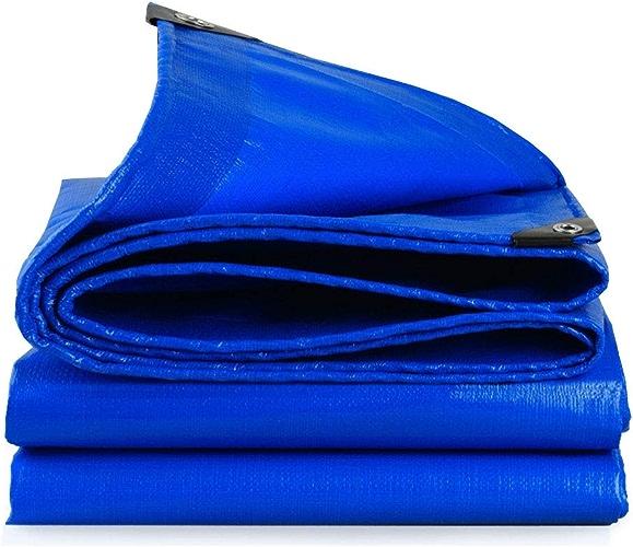 Bache De Prougeection Imperméable, Bache Waterproof Heavy Duty - Feuille De Bache Universelle Verte - Couverture De Qualité Supérieure en Bache De 450 G M2 ZHANGQIANG (Couleur   vert, Taille   4x5m)