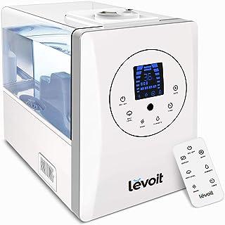 comprar comparacion Levoit Humidificador Ultrasónico 6L Bebé de Vapor Caliente y Frío, Difusor de Aroma, 3 Niveles Ajustables, Monitor de Hume...